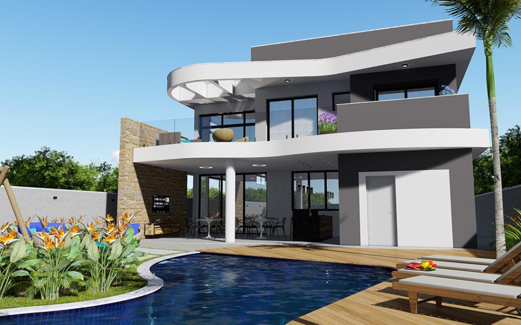Imagens de casas com piscina casas com piscina sauna agua - Miraconcha casa rural ...