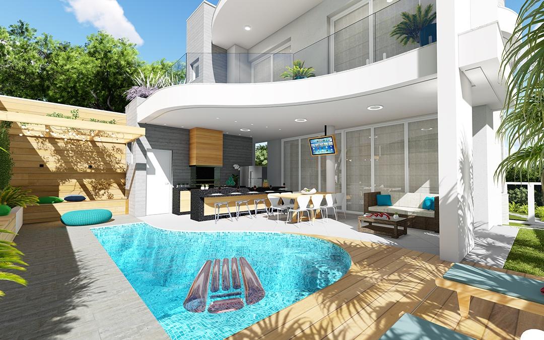 Como cuidar da piscina de casa arquiteto bignotto for Piscinas dentro de casa